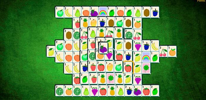 Green mahjong