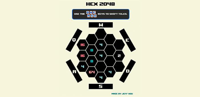 Hex 2048